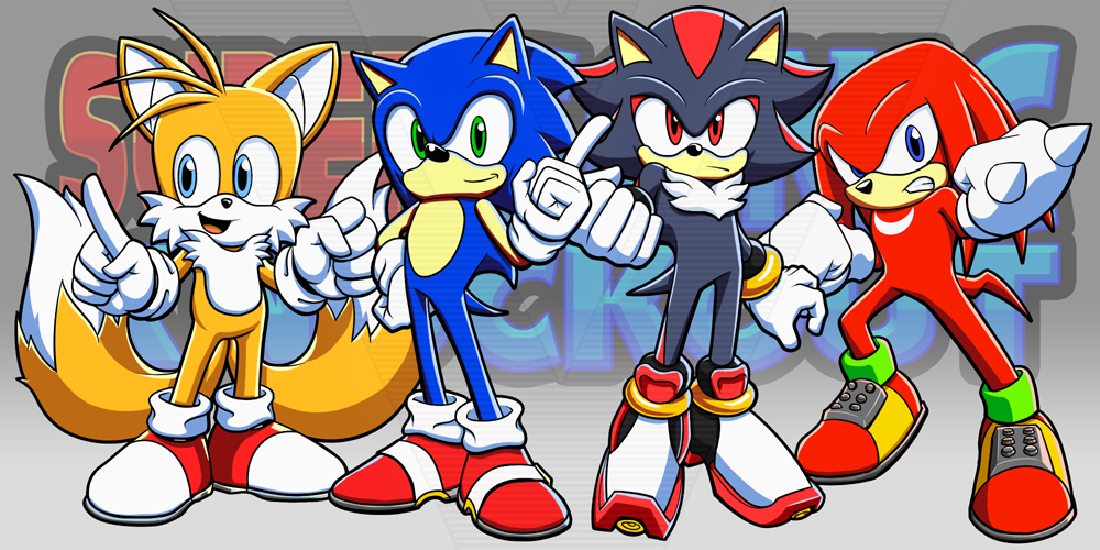 Super Sonic Knockout | Homepage