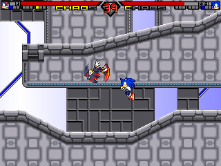 TAILS' ARENA 2